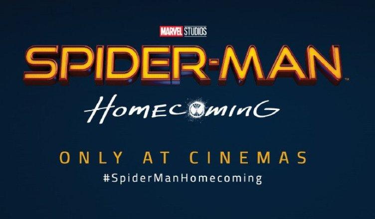 Divulgado o novo logo de Homem-Aranha: De Volta ao Lar!