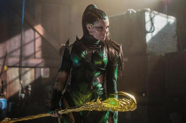 Rita Repulsa aparece em uma nova imagem no filme dos Power Rangers!