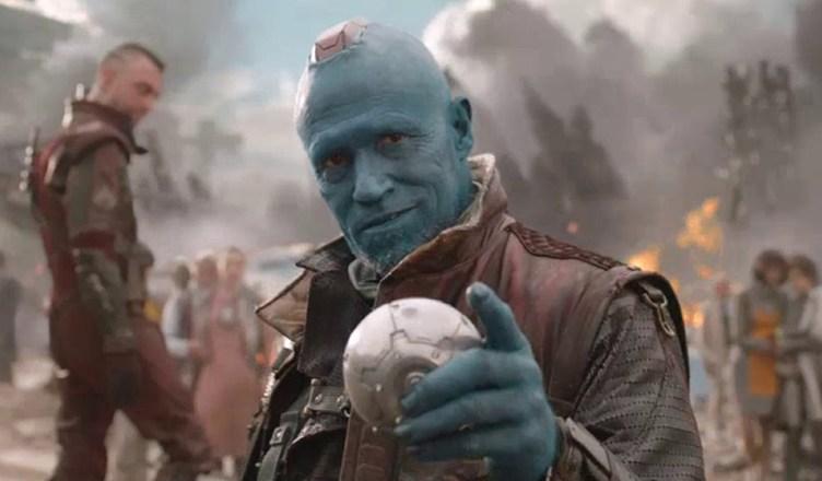 Nova foto do Yondu em Guardiões da Galáxia Vol. 2 é revelado!