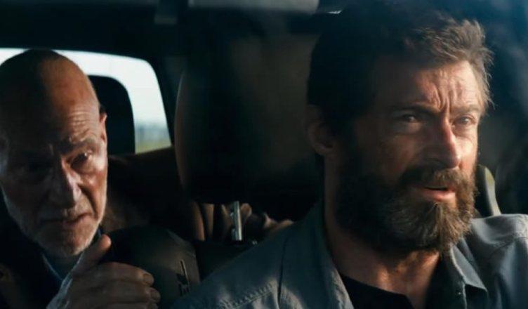 Hugh Jackman divulga uma nova foto do filme Logan!