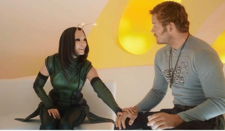 Pom Klementieff confirma que Mantis estará em Vingadores: Guerra Infinita!