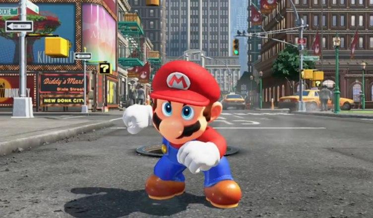 Confira o trailer do jogo em mundo aberto do Super Mario Odyssey!