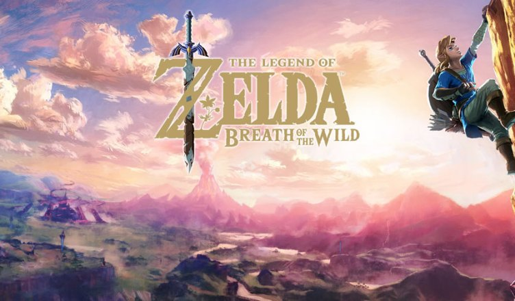 Divulgado o novo trailer de The Legend of Zelda: Breath of The Wild!