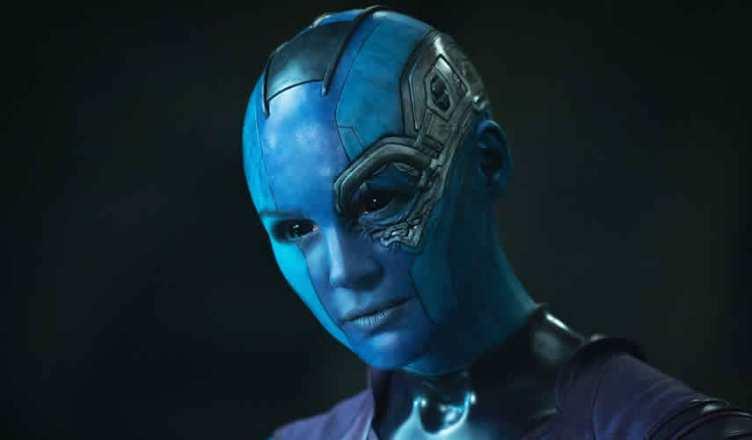 Karen Gillan confirma que Nebulosa estará em Vingadores: Guerra Infinita!