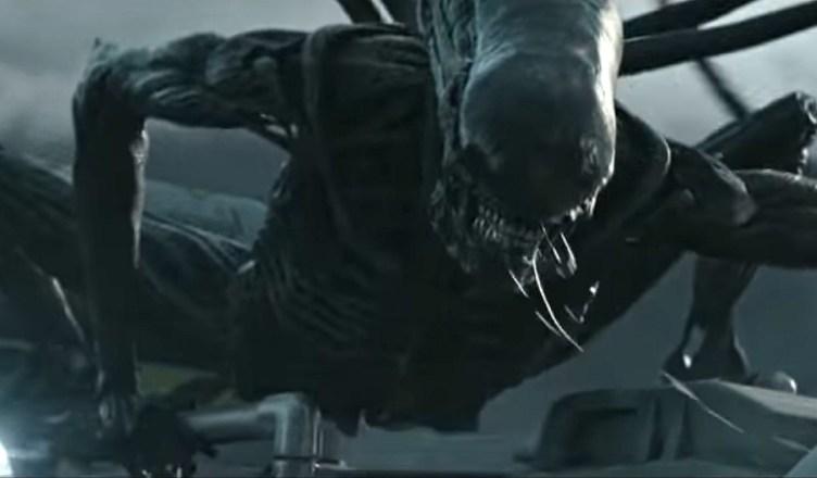Divulgado um novo trailer de Alien: Covenant!