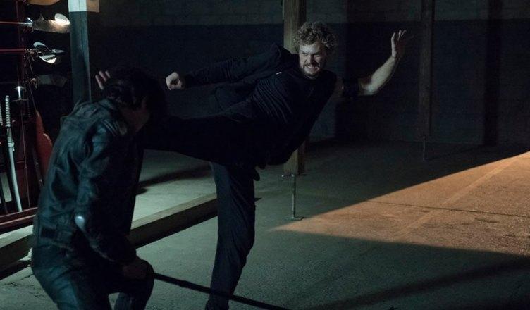 Novas imagens oficias da série do Punho de Ferro são divulgadas!