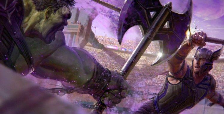 Divulgado novas artes conceituais de Thor: Ragnarok!