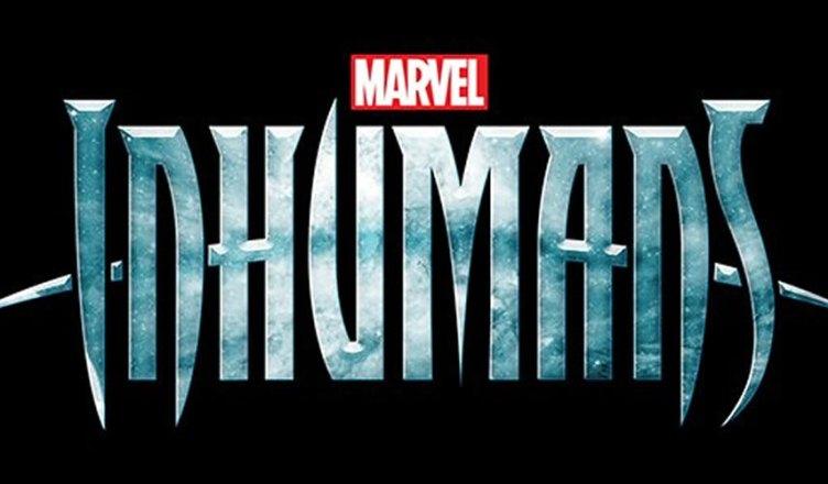 Série de TV dos Inumanos ganha logo oficial!