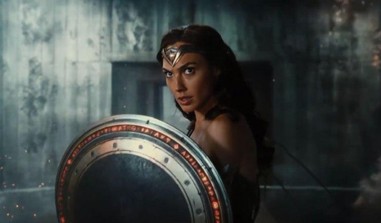 Mulher-Maravilha aparece em novo teaser da Liga da Justiça!
