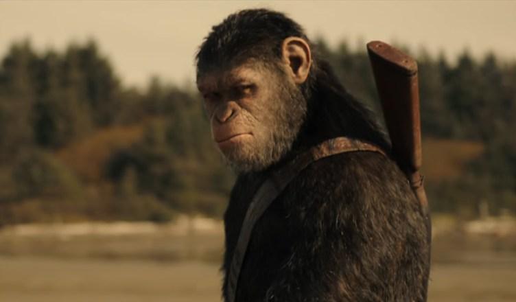 Confira o novo trailer de Planeta dos Macacos: A Guerra!