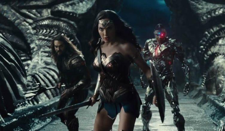 Saiu!!! Confira o primeiro trailer incrível da Liga da Justiça!