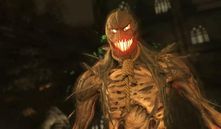 Espantalho é o destaque em novo trailer de Injustice 2!