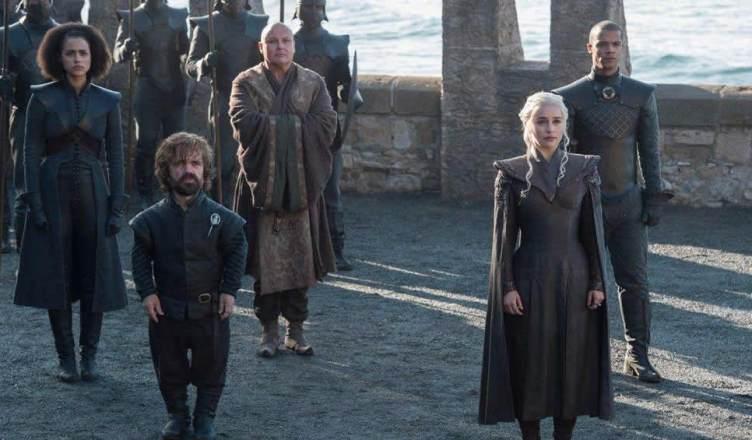 Divulgado as primeiras imagens oficiais da sétima temporada de Game of Thrones!