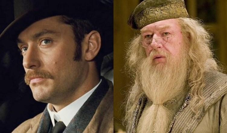 Jude Law será Dumbledore na sequência de Animais Fantásticos e Onde Habitam 2!