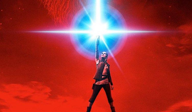 Confira o primeiro pôster oficial de Star Wars: Os Últimos Jedi!