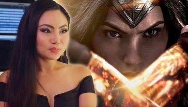 Tema da Mulher-Maravilha ganha clipe oficial pela Tina Guo!