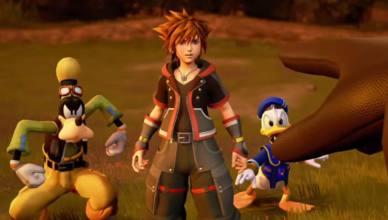 Confira o novo trailer de Kingdom Hearts 3!