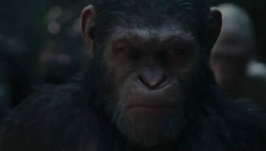 Novo trailer de Planeta dos Macacos: A Guerra, mostra César em busca da vingança!