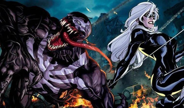 Executiva da Sony confirma Venom e Gata Negra no mesmo universo da Marvel!