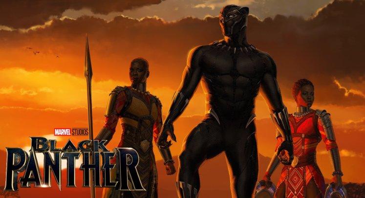 Pantera Negra ganha um novo pôster na D23!