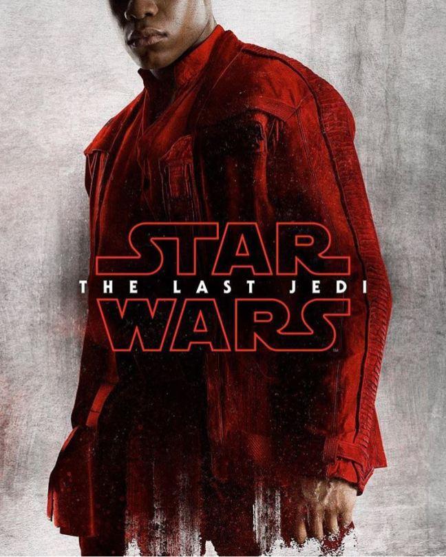 Daisy Ridley divulga um novo pôster de Star Wars: Os Últimos Jedi!