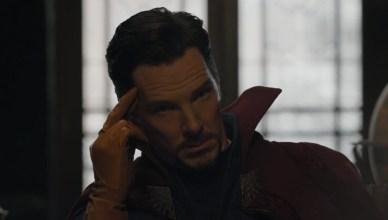 Doutor Estranho aparece no trailer japonês de Thor: Ragnarok!