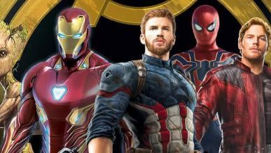 Nova arte de Guerra Infinita mostra os Vingadores e Guardiões da Galáxia juntos!