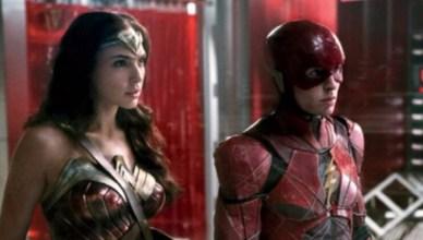 Mulher-Maravilha estará no filme do Flashpoint, segundo Deadline!