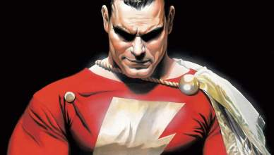 Revelada a data de estreia do filme do Shazam!
