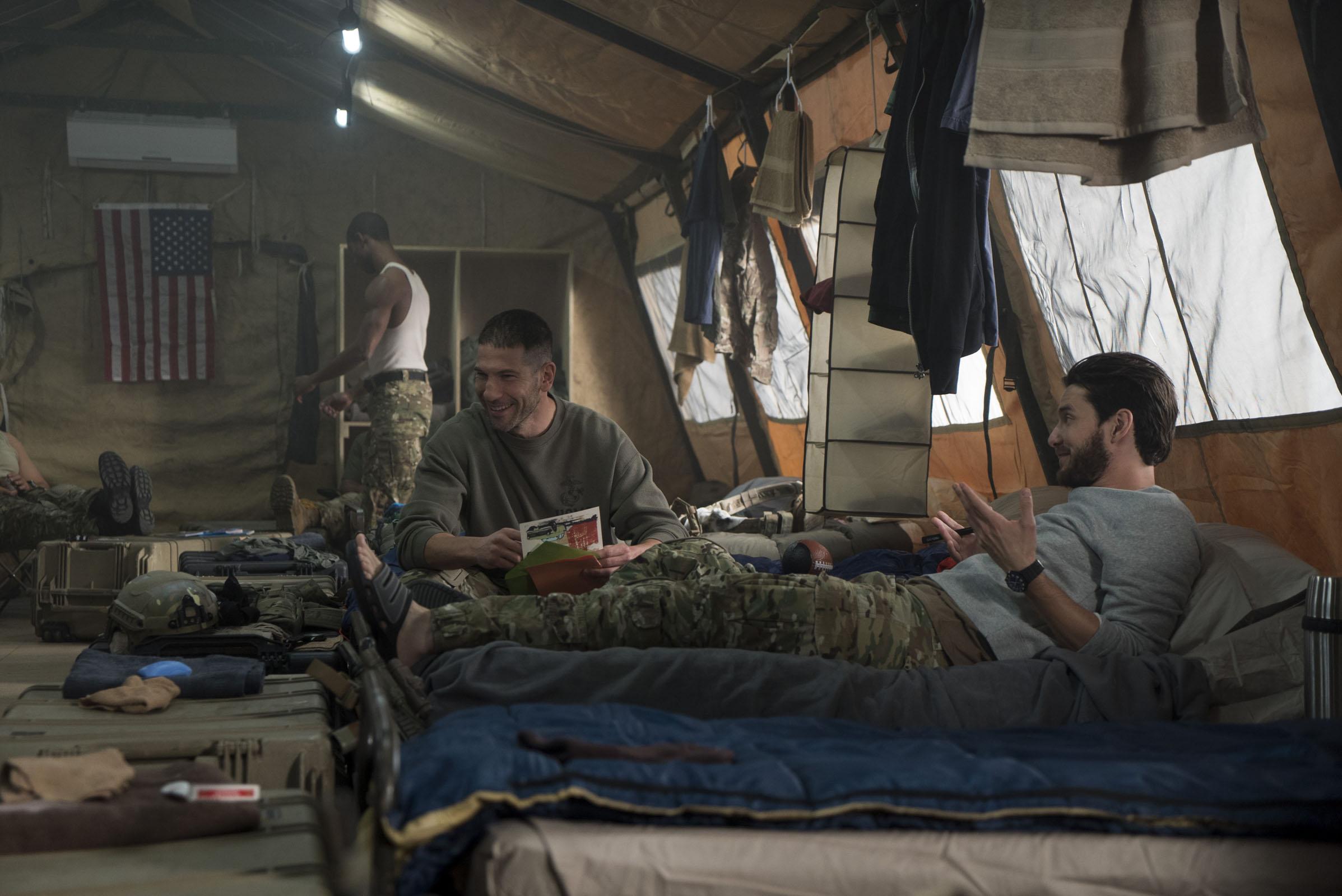 Jon Bernthal afirma que série será sobre dor e sofrimento — O Justiceiro