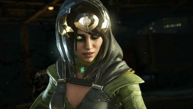 Novo trailer do Injustice 2 apresenta o gameplay da Magia!