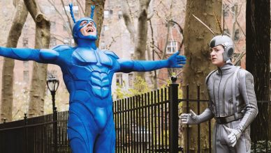 Amazon Studios dá sinal verde para a segunda temporada de The Tick!