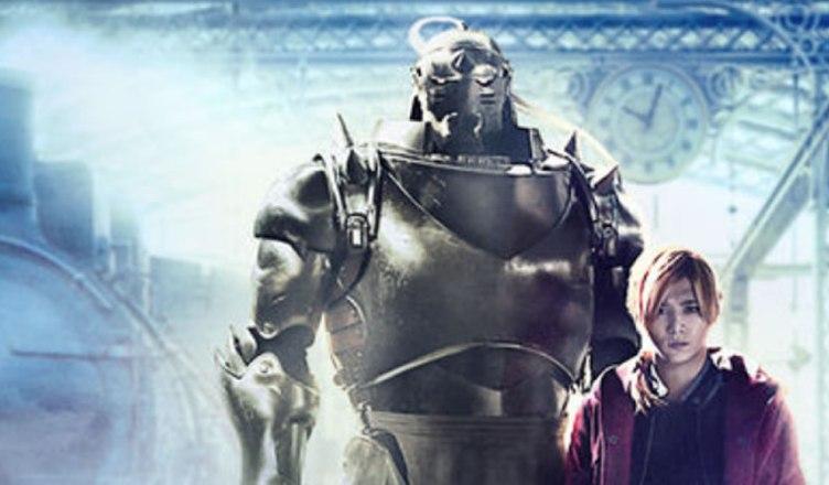 Netflix divulga pôster de lançamento do filme do Fullmetal Alchemist!