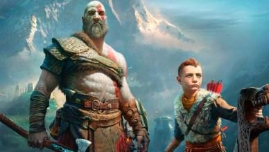 Novo trailer de God of War é liberado através de uma projeção em uma quadra de basquete!
