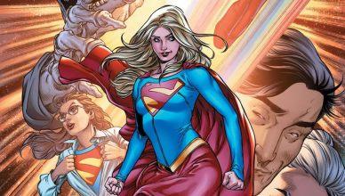 DC Comics anuncia a finalização da HQ da Supergirl!