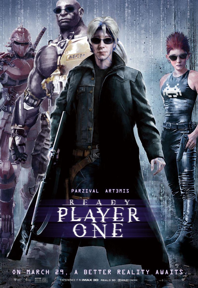 O fantástico mundo virtual do 'Jogador Número 1'