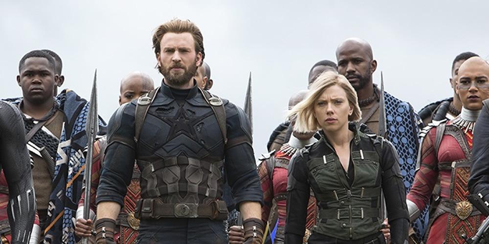 Imagem de Guerra Infinita mostra nova armadura de Tony Stark