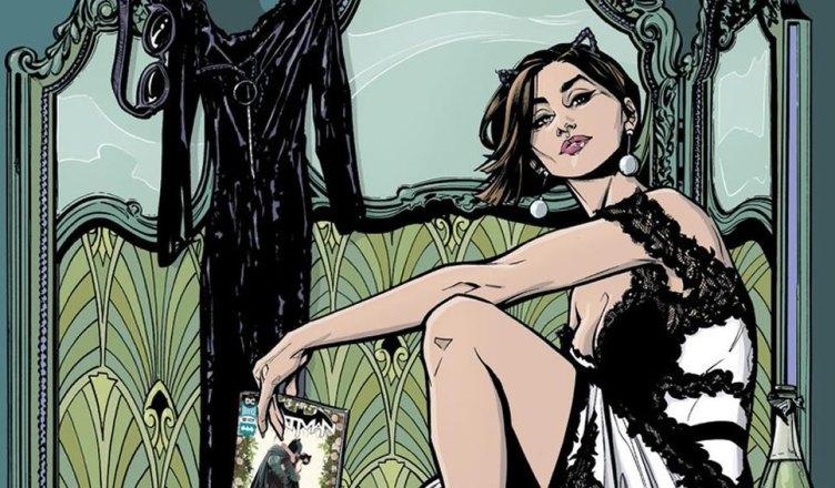 DC Comics anuncia uma nova HQ da Mulher-Gato!