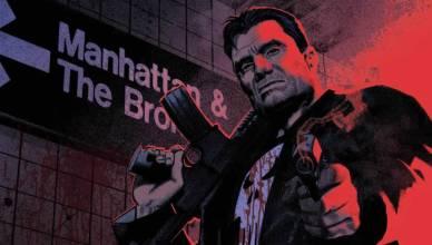 Marvel anuncia uma nova HQ do Justiceiro!
