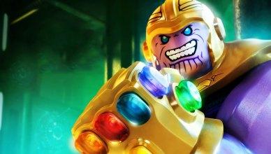 """WB Games anuncia o lançamento do DLC """"Vingadores: Guerra Infinita"""" para LEGO Marvel Super Heroes 2!"""