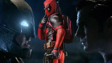 Novo clipe de Deadpool 2 mostra o mercenário fazendo piada com Batman vs Superman!
