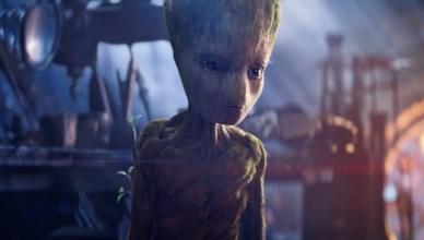 James Gunn revela a tradução da última frase do Groot em Vingadores: Guerra Infinita!