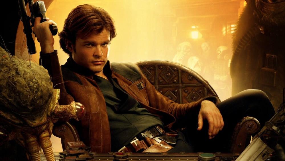 Han Solo: Uma História Star Wars ganha novos comerciais, clipes e pôsteres!
