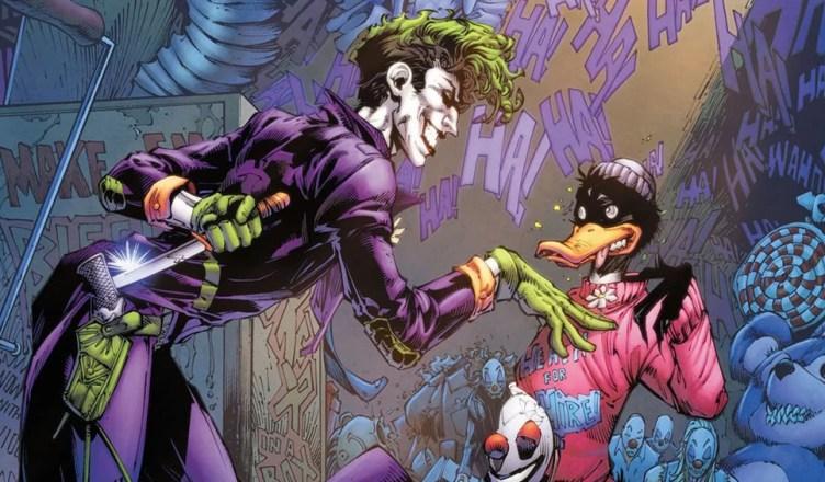 DC Comics anuncia crossovers inusitados com o Looney Tunes nas HQs!