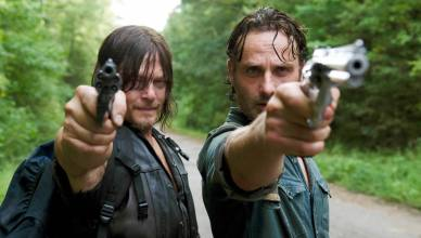 Andrew Lincoln vai sair de The Walking Dead na 9ª temporada e Norman Reedus poderá assumir papel de protagonista!
