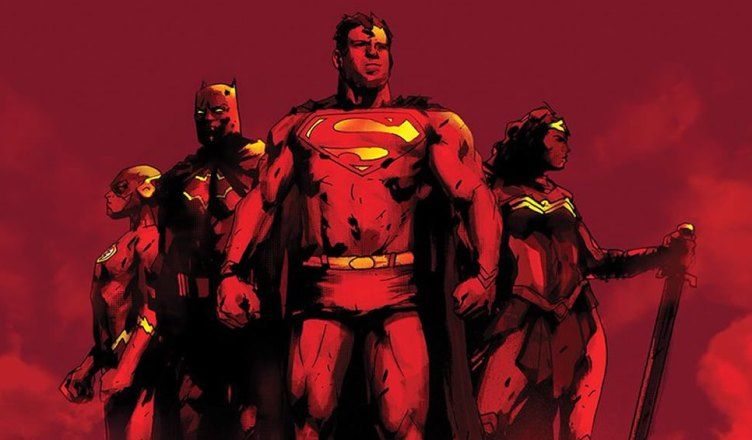 DC Comics revela o novo logotipo da Liga da Justiça nas HQs!