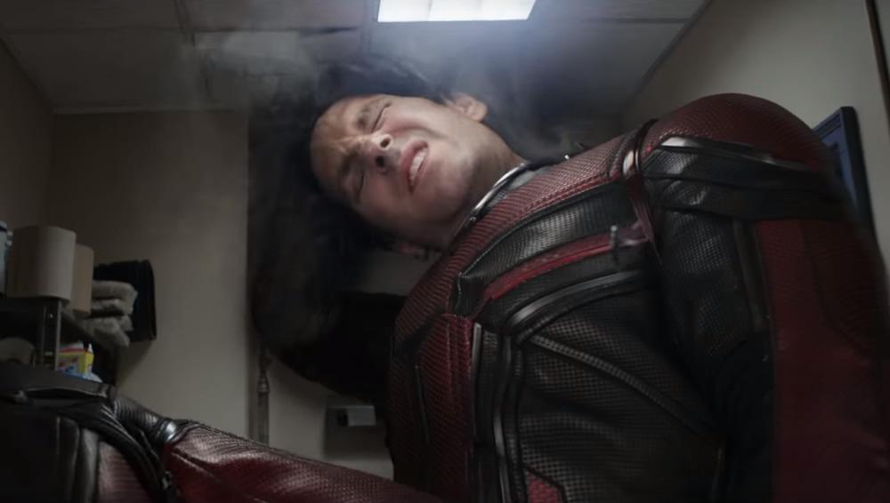 Scott Lang está em prisão domiciliar em novo comercial de Homem-Formiga e a Vespa!