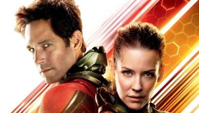 Marvel divulga um novo pôster internacional de Homem-Formiga e a Vespa!