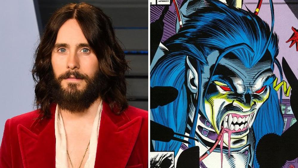 Jared Leto será o Morbius, filme derivado sobre vilão do Homem-Aranha!