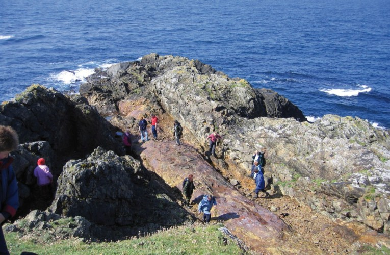 Geopark Shetland: A journey through the 35th European Geopark